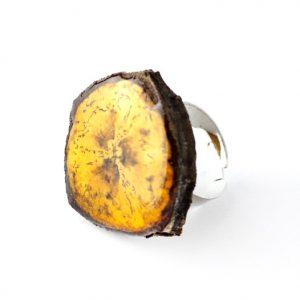 Anillo de Banano - Amarillo