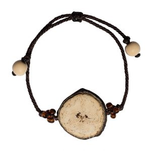 Pulsera de Banano Simple - Natural